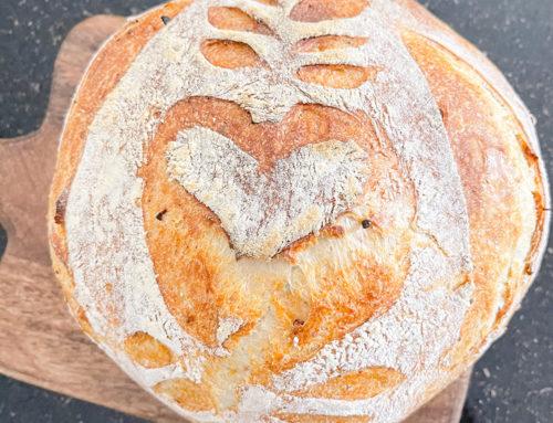 My Sourdough Bread Recipe